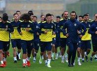 Fenerbahçe'de kampın yıldızı o isim oldu!