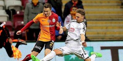 Galatasaray ile Konyaspor 31. randevuda