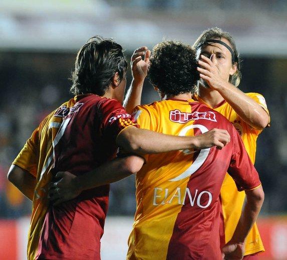 Galatasaray:3 Denizlispor:1 (Ziraat Türkiye Kupası Grup Maçı)