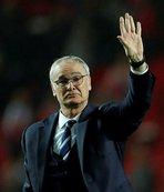 Ranieri'den veda mesajı