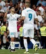 Ronaldo yoksa Asensio var!