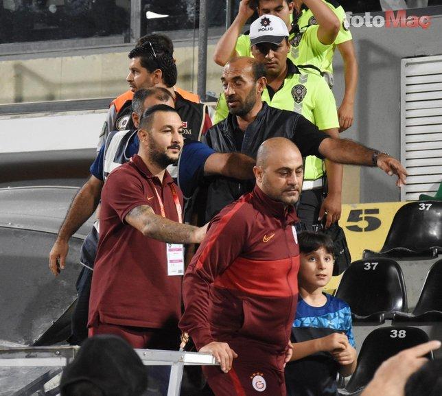 Galatasaray'da Hasan Şaş kararı! İstifa sonrası... Son dakika haberleri