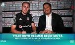 Tyler Boyd resmen Beşiktaş'ta