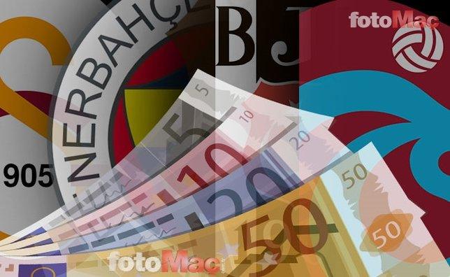Son dakika Ocak piyangosu! Tam 10 milyon euro nakit karşılığında ayrılık...