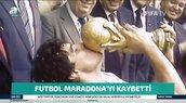 Diego Armando Maradona'nın ölüm nedeni belli oldu!