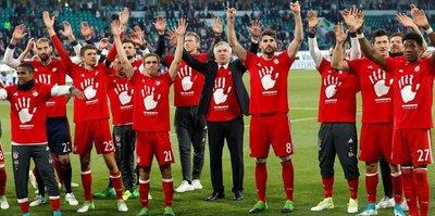 Bayern Münih şampiyon!