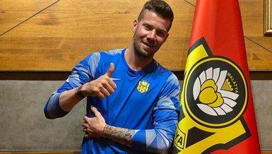 Yeni Malatyaspor kaleci Herrera ile 1 yıllık sözleşme imzaladı