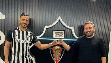 Altay Deniz Kadah ve ve Mehmet Erdem ile resmi sözleşme imzaladı