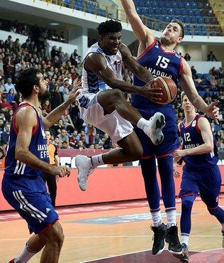 Anadolu Efes kararı oyunculara bıraktı