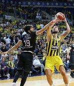 Derbide Fenerbahçe Beşiktaş'ı yendi