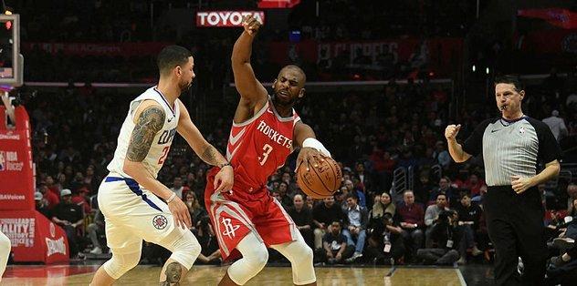 Rockets'ın durmaya niyeti yok
