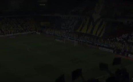 """Fenerbahçe'den Benfica paylaşımı: """"Burası Kadıköy!"""""""