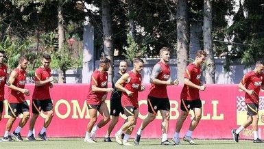 Galatasaray Olympiakos maçı için Atina'ya gitti
