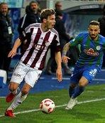 Rizespor ve Elazığspor puanları paylaştı