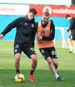 Beşiktaş Rizespor hazırlıklarını sürdürdü
