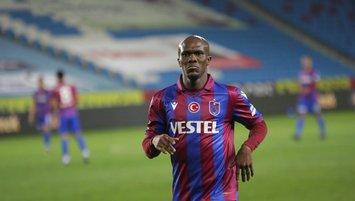 Trabzonspor'da Nwakaeme'den flaş itiraf!