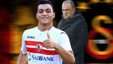 Son dakika: Flaş iddia! Mostafa Mohamed Galatasaray'da