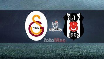 Galatasaray-Beşiktaş maçı ne zaman, saat kaçta ve hangi kanalda? | Süper Lig