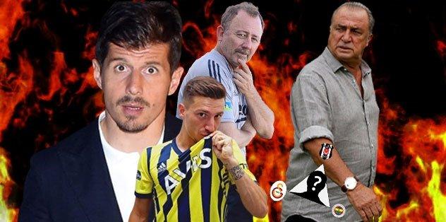 Galatasaray'dan çok konuşulacak takas! Mert Hakan'ın rövanşı...