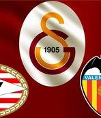 Galatasaray''ın hazırlık maçı programı belli oldu!
