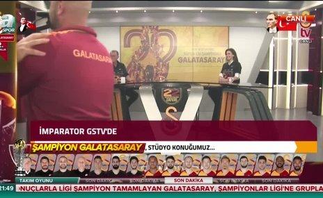 GS TV'de şampiyonluk baskını