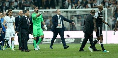 Beşiktaş yönetiminden flaş açıklama