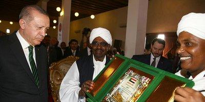 Erdoğan'ın Sudan ziyaretine Aziz Yıldırım imzası