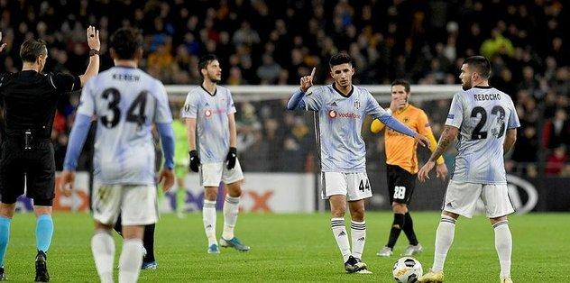 Wolves 4-0 Beşiktaş | MAÇ SONUCU
