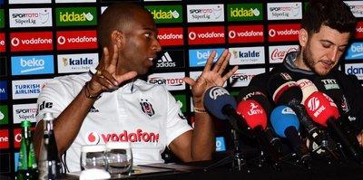 """""""Beşiktaş'a 8 işareti yapmadım"""""""