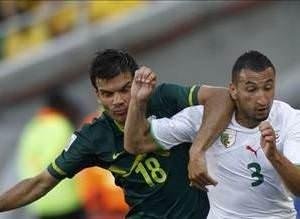 Cezayir - Slovenya (C Grubu maçı)