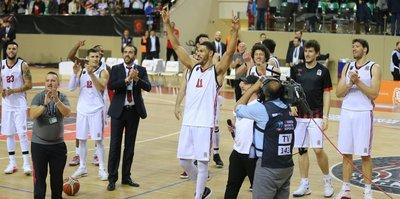 Eskişehir Basket, Trabzonspor maçına odaklandı