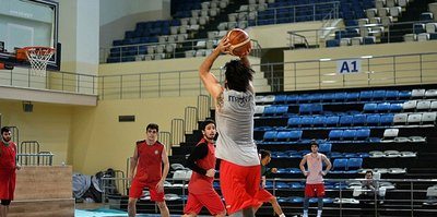 Sakarya Basket, hazırlıklarını sürdürüyor