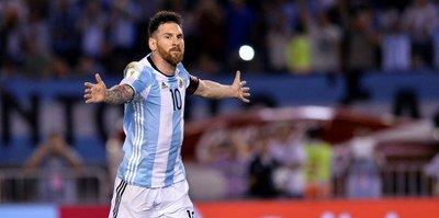 FIFA'dan Messi'ye müjdeli haber