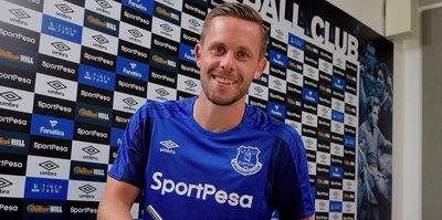 Sigurdsson Everton'da
