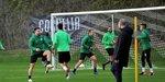 Atiker Konyaspor kamptaki ilk hazırlık maçında galip