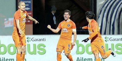 Başakşehir kupada Giresunspor'a konuk olacak