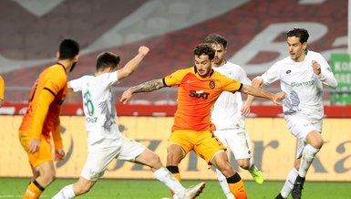 Konyaspor stun Galatasaray 4-3 in Super Lig