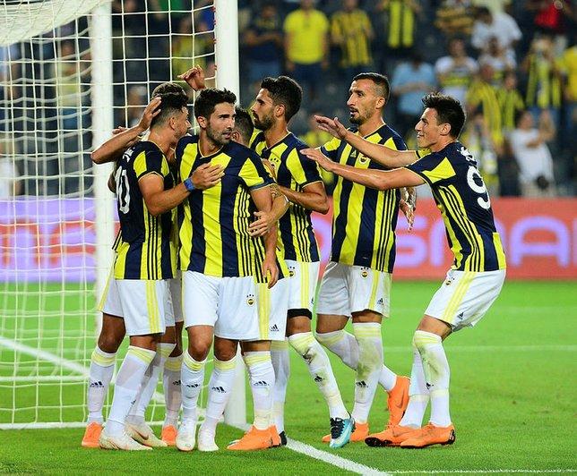 Fenerbahçe'de dev kapışma!