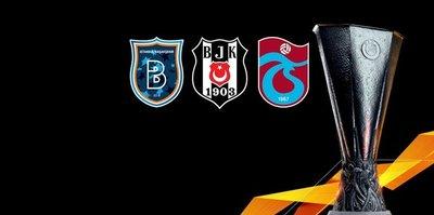 UEFA Avrupa Ligi'nde temsilcilerimiz dördüncü maçlarına çıkacak
