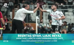 Beşiktaş'ın süper gücü Adem Ljajic