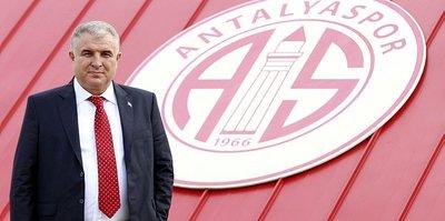 """Antalyaspor Başkanı Cihan Bulut: """"Eto'o'yu gündemimizden çıkardık"""""""