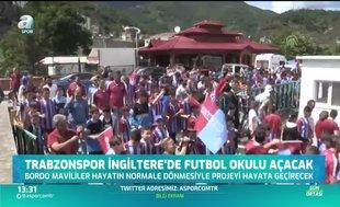 Trabzonspor'dan dev hamle! İngiltere'ye...