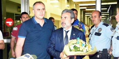 Fenerbahçe kafilesi İzmir'de