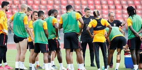 Galatasaray'da hazırlıkların ilk ayağı tamamlandı