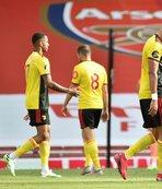 Premier Lig'de küme düşen takımlar belli oldu