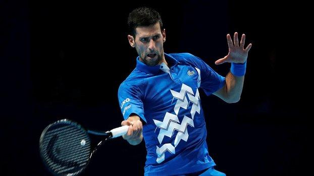 Novak Djokovic ATP Finalleri'nde Diego Schwartzman'ı rahat geçti #