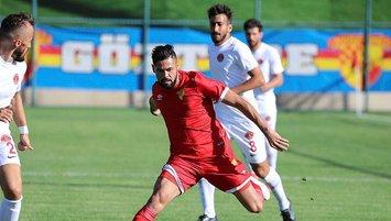 Hazırlık maçında Göztepe ile Ümraniyespor, berabere kaldı