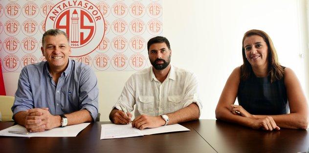 Antalyaspor'da Arda Vekiloğlu dönemi