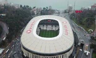 Beşiktaş - Fenerbahçe maçı öncesi Vodafone Park'ta son durum