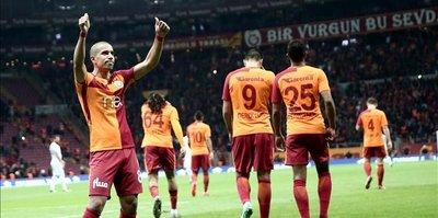 Galatasaray comeback defeat Akhisarspor